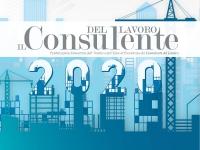 """Online il n. 1/2020 de """"Il Consulente del Lavoro"""""""