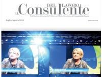 """Online il n. 4/2019 de """"Il Consulente del Lavoro"""""""