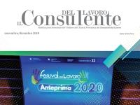 """Online il n. 6/2019 de """"Il Consulente del Lavoro"""""""