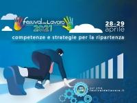 """""""Competenze e strategie per la ripartenza"""" al Festival del Lavoro"""