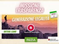 Generazione Legalità: online il 2° livello del gioco