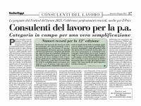 Italia Oggi del 4 maggio 2021