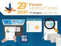 29° Forum Lavoro/Fiscale