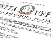 Assegno unico: il decreto-ponte in GU