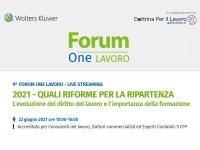 Il CNO al 9° Forum ONE Lavoro WKI