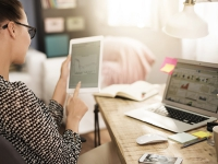 Smart working, comunicazione solo tramite applicativo