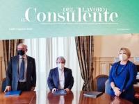 """Online il n. 4/2021 de """"Il Consulente del Lavoro"""""""
