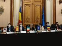 La Presidente CNO a Bucarest per l'UNELM Fest 2021